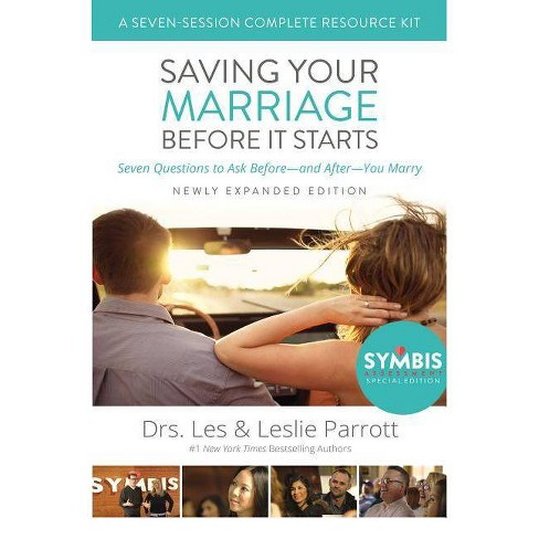 Saving Your Marriage Before It Starts Seven-Session Complete Resource Kit - by  Les And Leslie Parrott - image 1 of 1