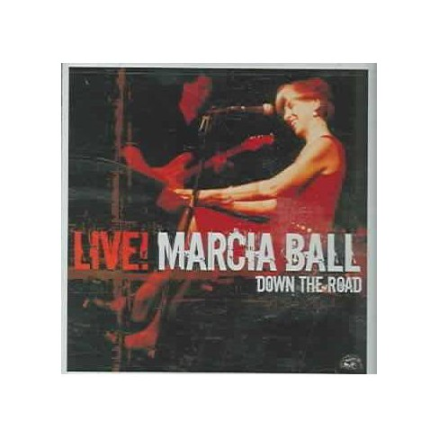 Marcia Ball - Live! Down The Road (CD) - image 1 of 1