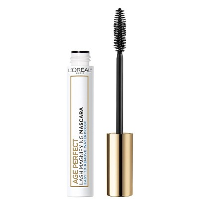 L'Oreal Paris Age Perfect Lash Magnifying Mascara with Conditioning Serum - 0.28 fl oz