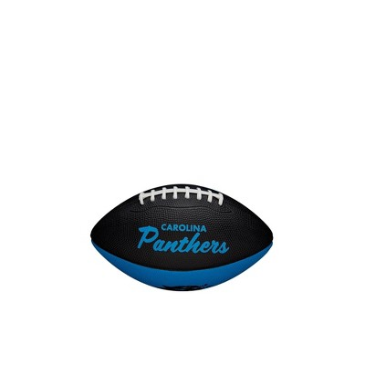 NFL Carolina Panthers Mini Retro Football