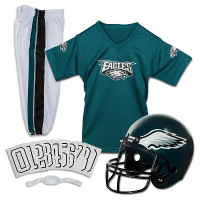 Franklin Sports Team Licensed NFL Deluxe Uniform Set