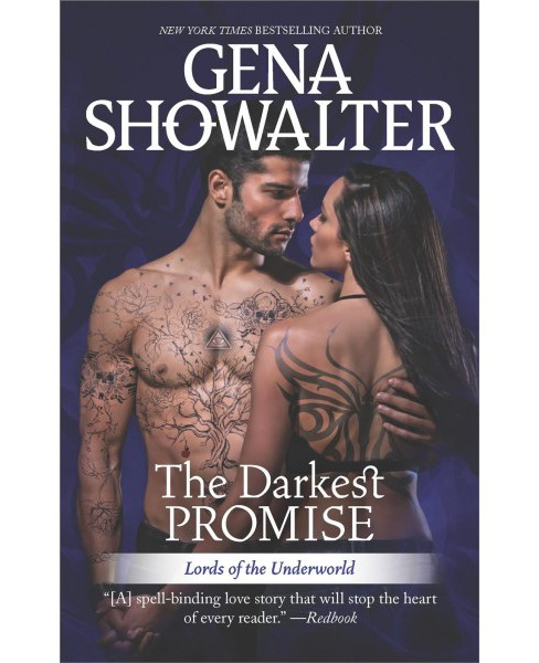 Darkest Promise -  (Hqn) by Gena Showalter (Paperback) - image 1 of 1