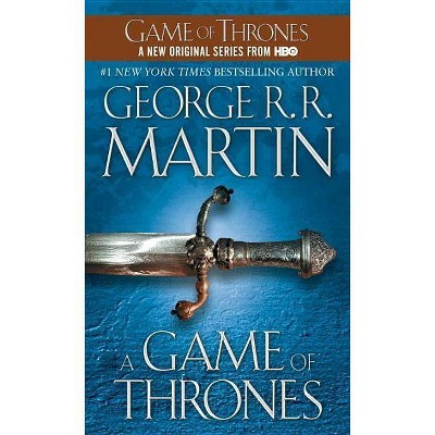 A Game Of Thrones ( Song of Ice and Fire) (Reissue) (Paperback) by George R.R. Martin