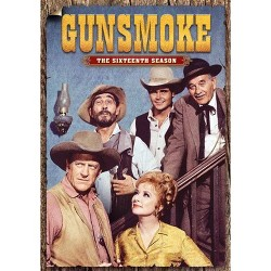 Gunsmoke: The Complete Sixteenth Season (DVD)