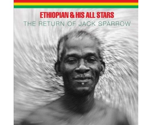 Ethiopian - Return Of Jack Sparrow (CD) - image 1 of 1