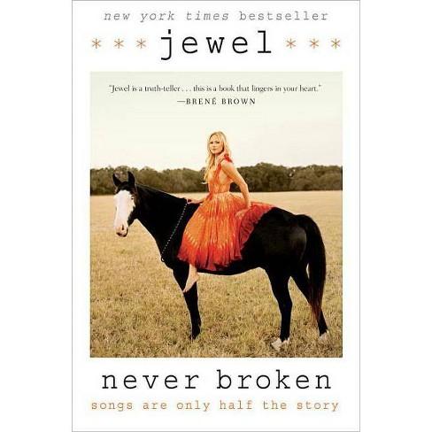 Never Broken - (Paperback) - image 1 of 1
