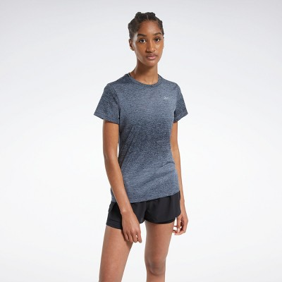 Reebok One Series Running Tee Womens Athletic T-Shirts