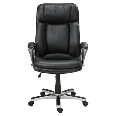 Big U0026 Tall Executive Chair Black   Serta : Target