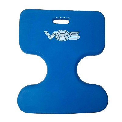 Vos Oasis Water Saddle Swimming Pool Float Lounge Seat for Adults & Kids, Made with UV Resistant Foam for Floating, Capri Blue