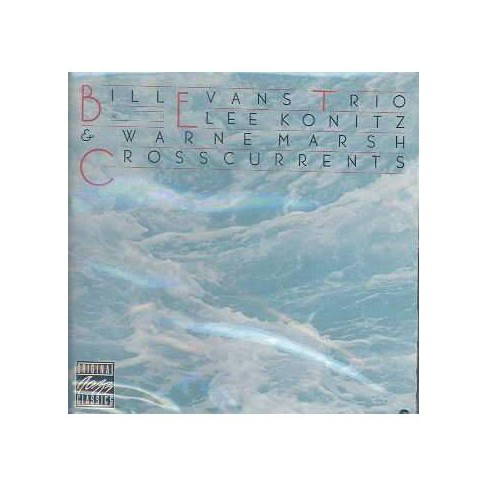 Bill (Piano) Evans - Crosscurrents (CD) - image 1 of 1
