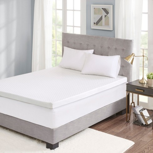 3 Gel Memory Foam Mattress Topper Target