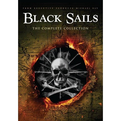 Black Sails: The Complete Collection (DVD) - image 1 of 1
