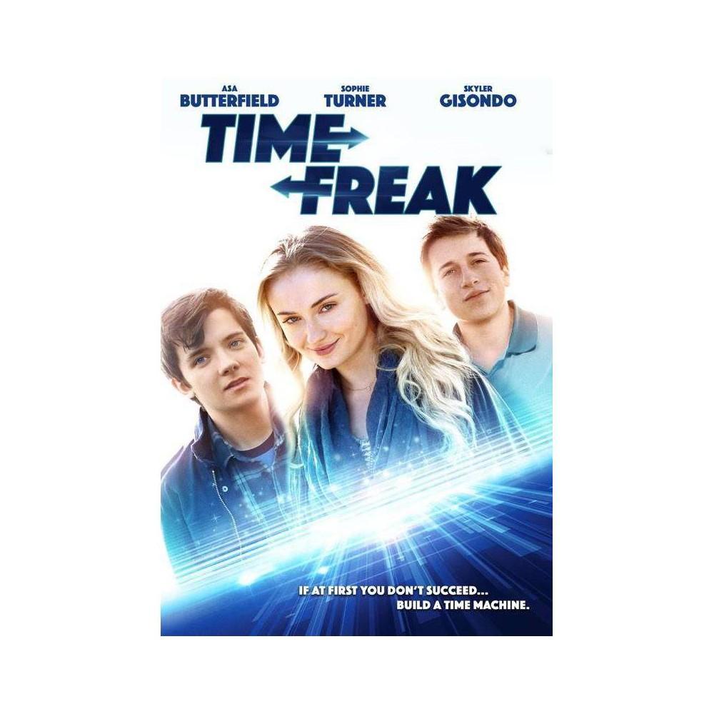 Time Freak (DVD) movies Reviews