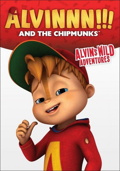 Alvinnn!!! And the Chipmunks: Alvin's Wild Adventures - image 1 of 1