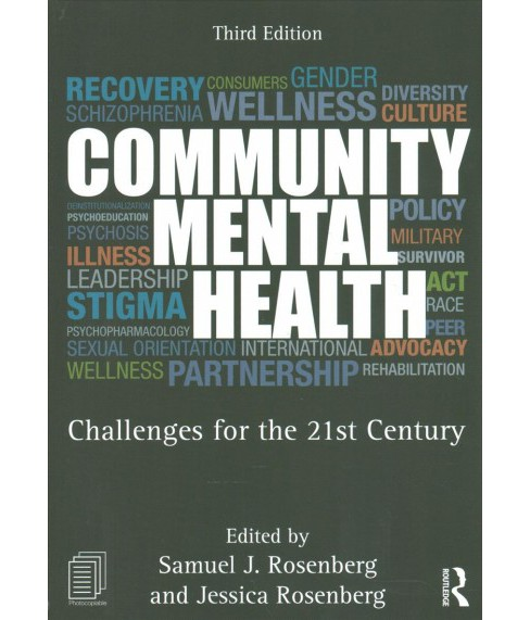Community Mental Health Challenges For The 21st Target