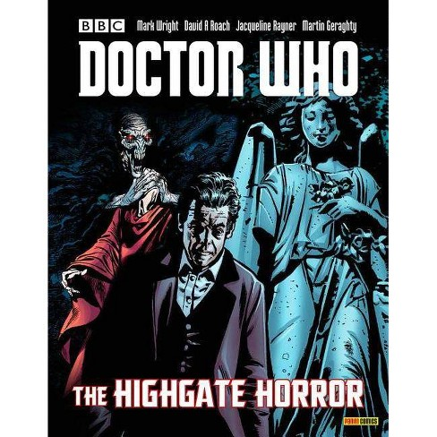 Doctor Who: The Highgate Horror - (Paperback) - image 1 of 1