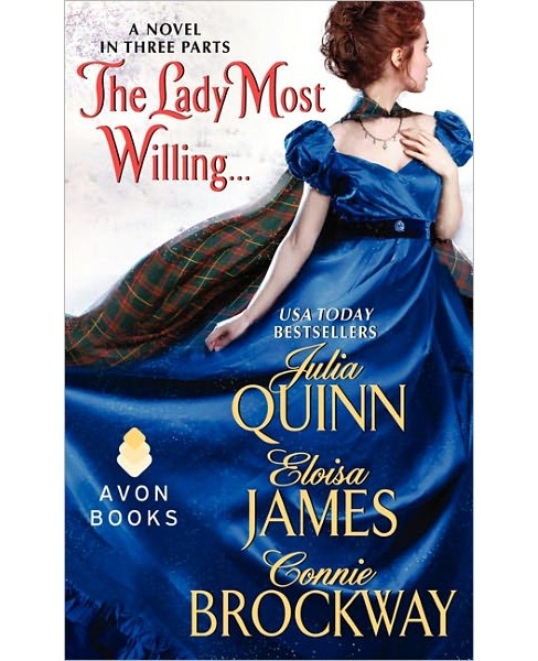 The Lady Most Willing (Paperback) by Julia Quinn - image 1 of 1