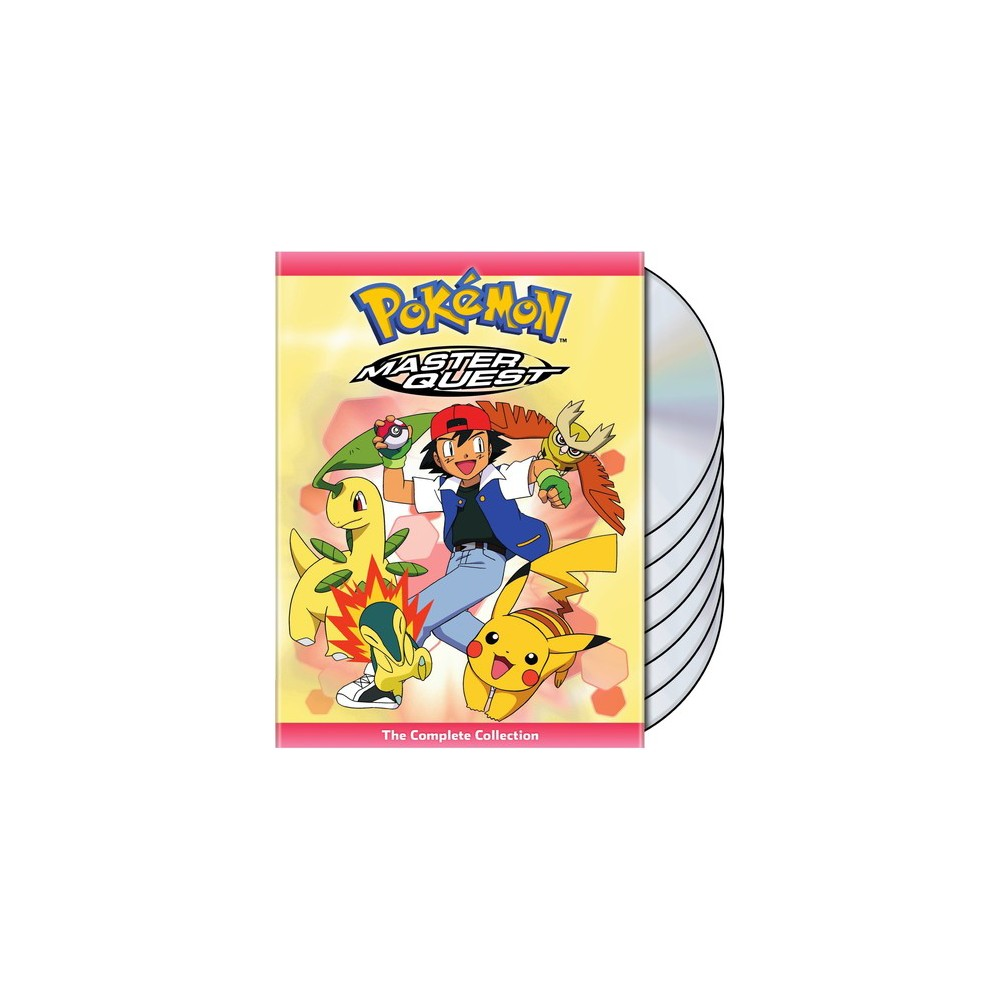 Pokemon:Master Quest Complete Collect (Dvd)