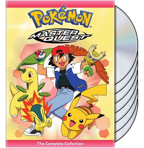 Pokemon:Master Quest Complete Collect (DVD) - image 1 of 1