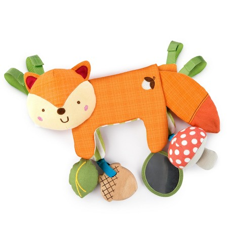 Bright Starts™ Simply Bright Starts™ 2-in-1 Foxy Forest Toy Bar - image 1 of 5