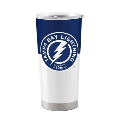 NHL Tampa Bay Lightning 20oz Retro Double-Wall Tumbler