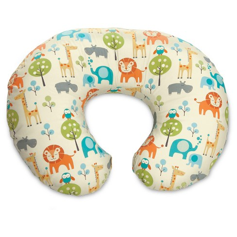 Boppy Peaceful Jungle Nursing Pillow and Positioner - image 1 of 4