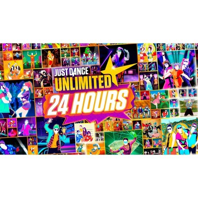 Just Dance Unlimited 24 Hours - Nintendo Switch (Digital)