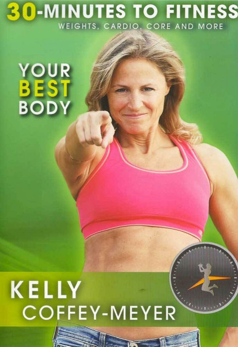 30 minutes to fitness:Your best body (DVD) - image 1 of 1