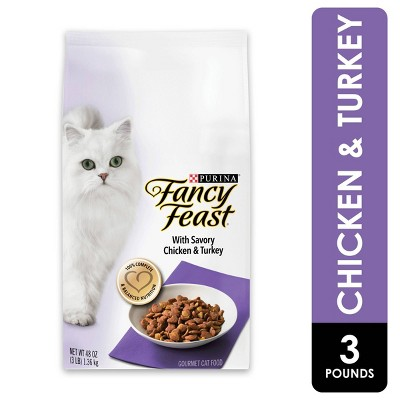 Cat Food: Fancy Feast Dry