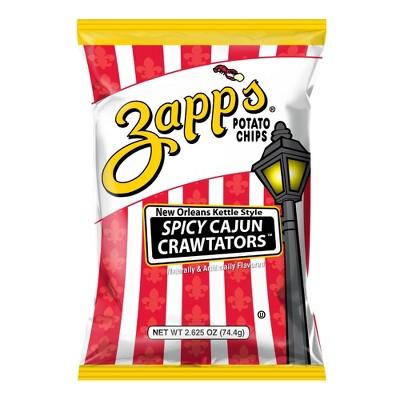 Zapp's Cajun Crawtator - 2.625oz