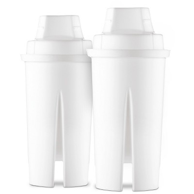 Universal Fit Water Pitcher Filter 2 pk - up & up™