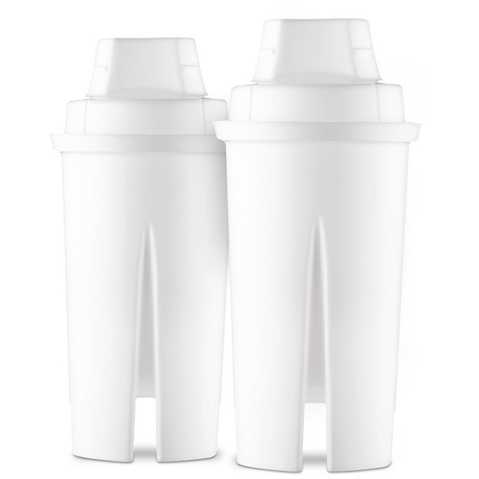 Universal Fit Water Pitcher Filter 2 pk - Up&Up™ - image 1 of 2