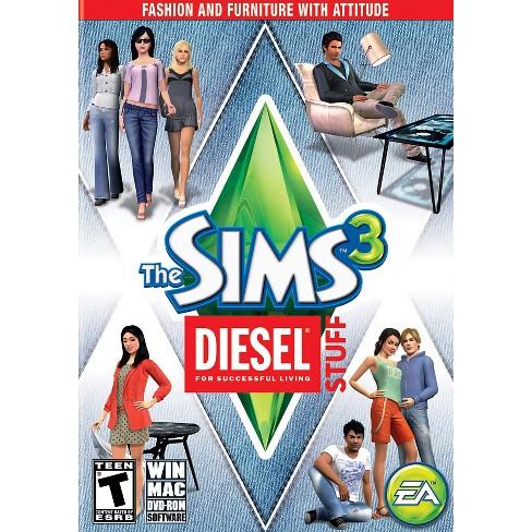 The Sims 3: Diesel Stuff Pack - PC Game (Digital)