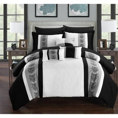 Dalton Bed in a Bag Comforter Set - Chic Home Design