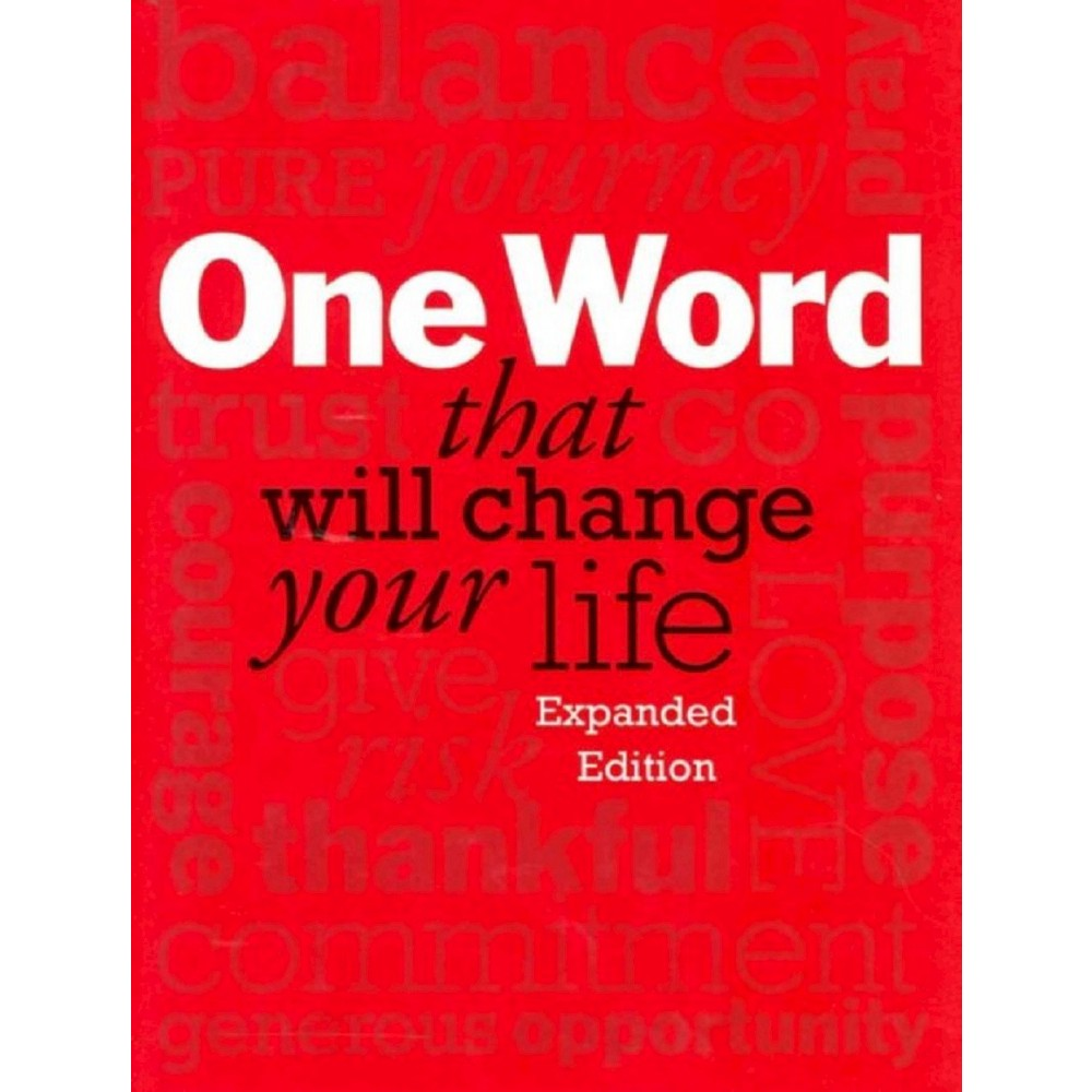 One Word that will change your life (Expanded) (Hardcover)
