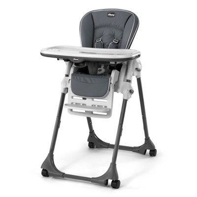 Chicco Waverly Kids High Chairs - Gray