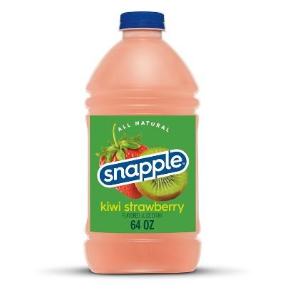 Snapple Kiwi Strawberry Juice Drink - 64 fl oz Bottle