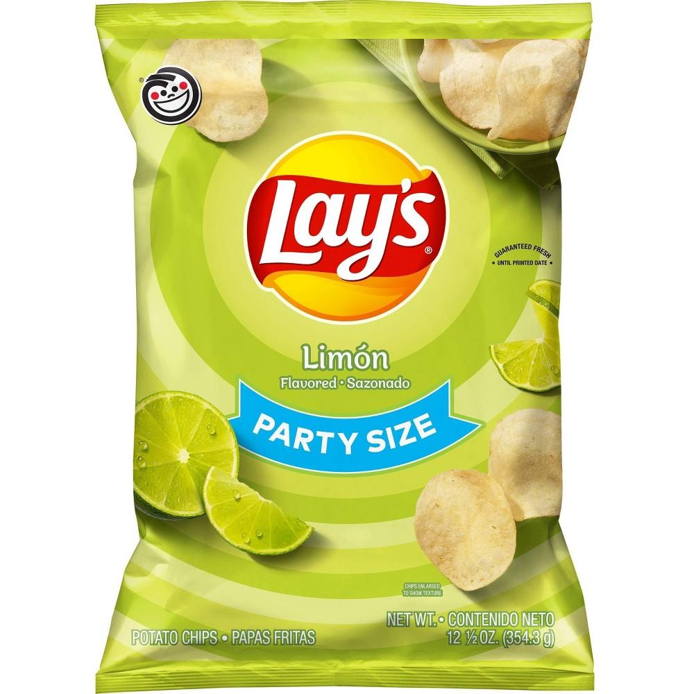 Lays Limon 12 5oz