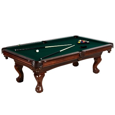 "Barrington Hawthorne 100"" Pool Table - Green"