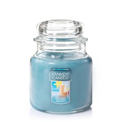 14.5oz Glass Jar Bahama Breeze Candle - Yankee Candle