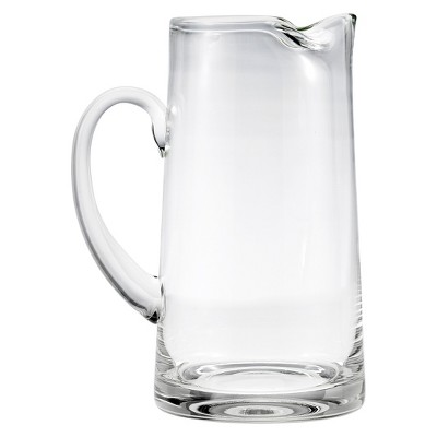 Artland Simplicity Artisan Glass Pitcher - Clear (70oz)