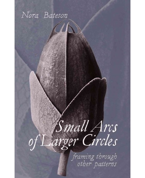 Small Arcs of Larger Circles : Framing Through Other Patterns (Paperback) (Nora Bateson) - image 1 of 1
