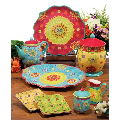 Certified International® Tunisian Sunset Dinnerware Collection