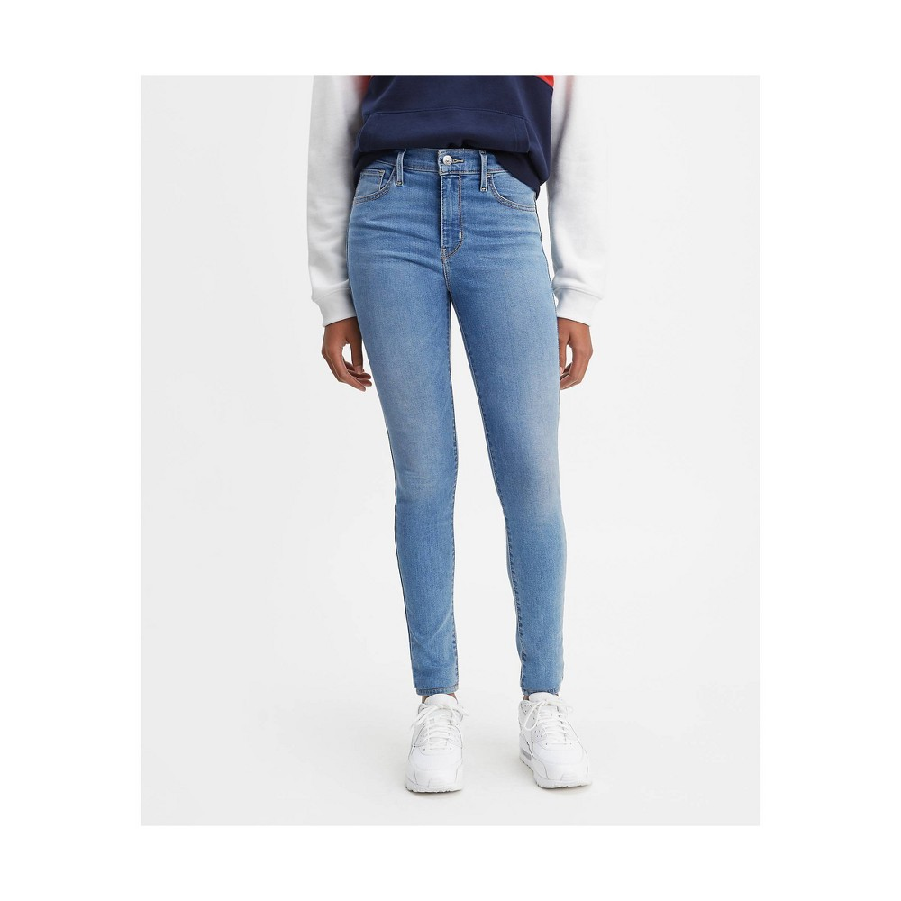 Levi 39 S 174 Women 39 S 720 8482 High Rise Super Skinny Jeans Walking Contradiction 24