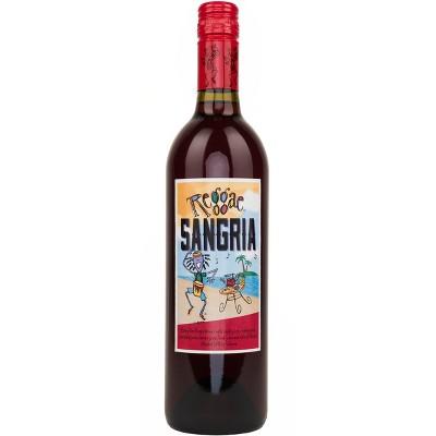 Reggae Sangria Wine - 750ml Bottle