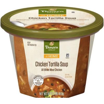 Panera Bread Soups Low-Fat Chicken Tortilla Soup - 16oz