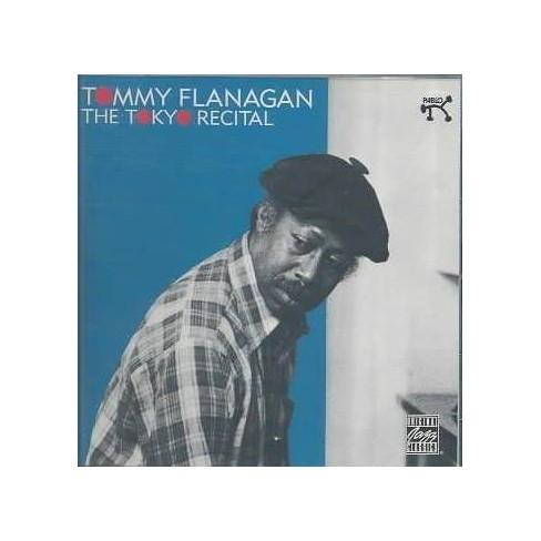 Flanagan - Tommy Flanagan Tokyo Recital (CD) - image 1 of 1