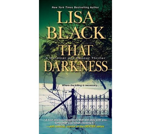 That Darkness (Reprint) (Paperback) (Lisa Black) - image 1 of 1