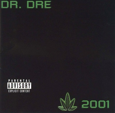 Dr. Dre - 2001 [Explicit Lyrics] (CD)