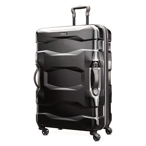 "American Tourister Breakwater 28"" Hardside Spinner Suitcase - Black - image 1 of 12"